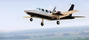טיסה פרטית בשמי הארץ